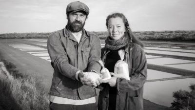 Aurélie COURCIER et Pascal CHAUVEAU