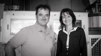 Christophe et Gaelle Pacaud
