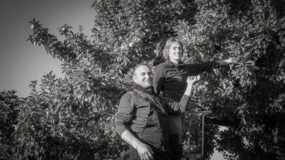 Cyril et Béatrice Burcelot