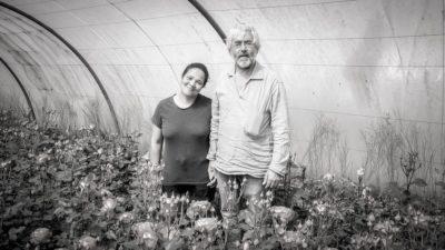 Jean-Marie et Agnès VIOLLET