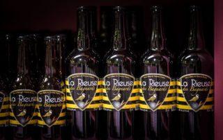 Bières La Rieuse
