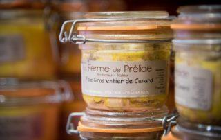 Fois gras La Ferme de Prélide