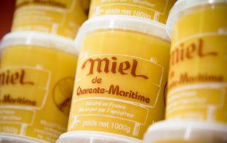 Miel de Chatente Maritime