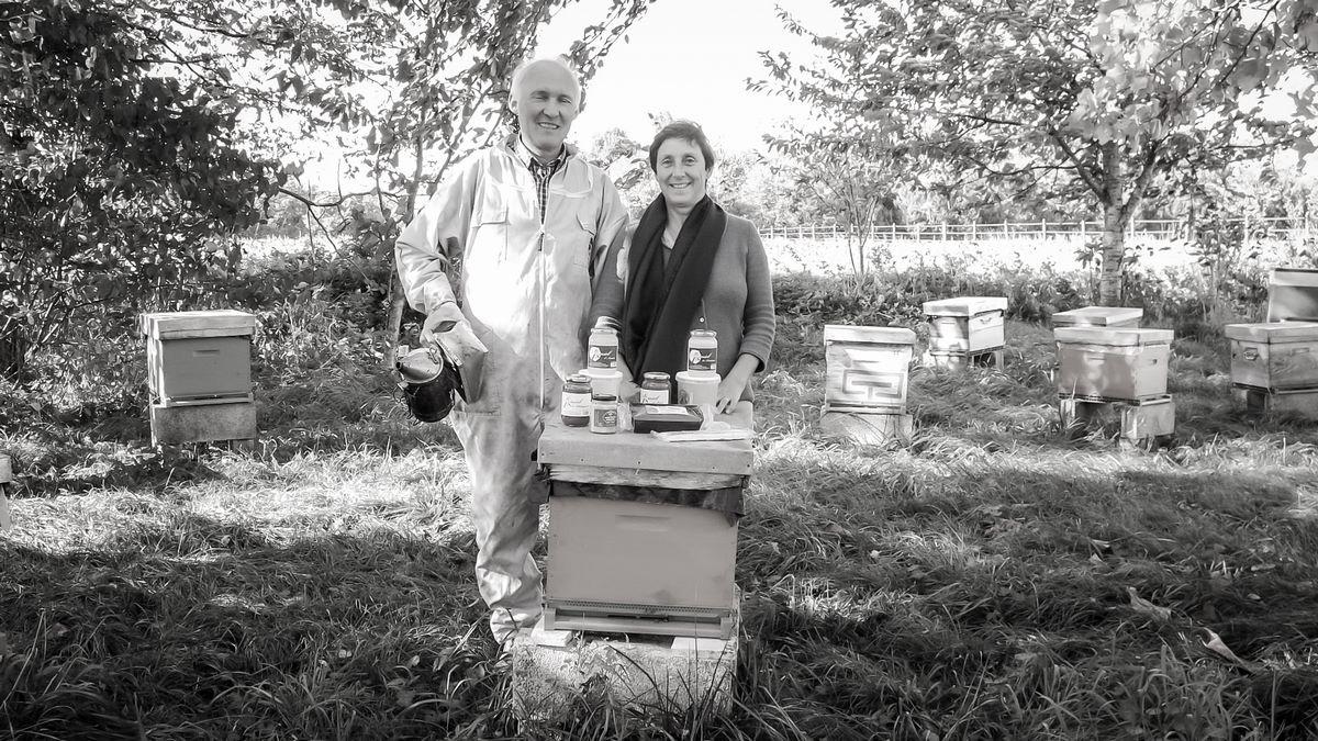 Philippe et Annie MILLOT, apiculteurs