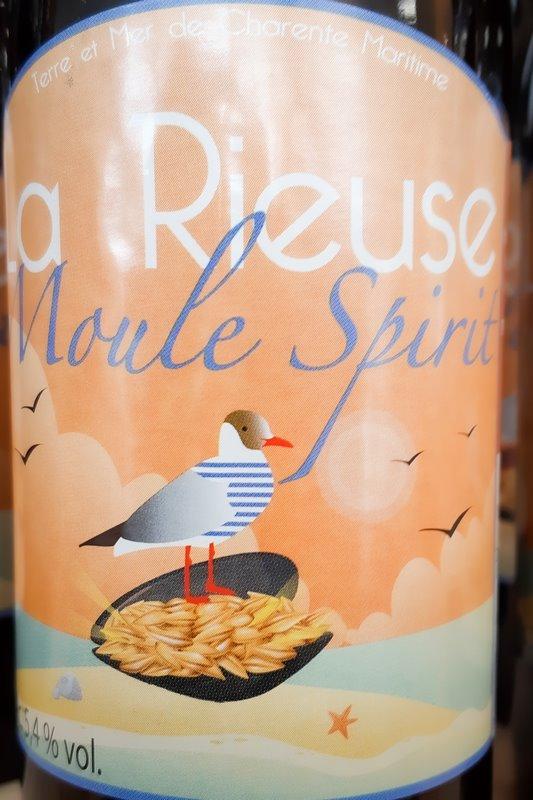 Bière La Rieuse Moule Spirit