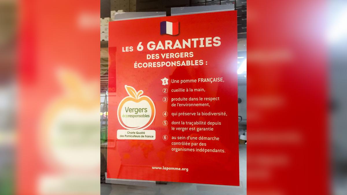 Charte Qualité des pomiculteurs de France