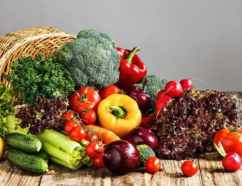 Légumes d'été laissent place aux légumes d'automne…