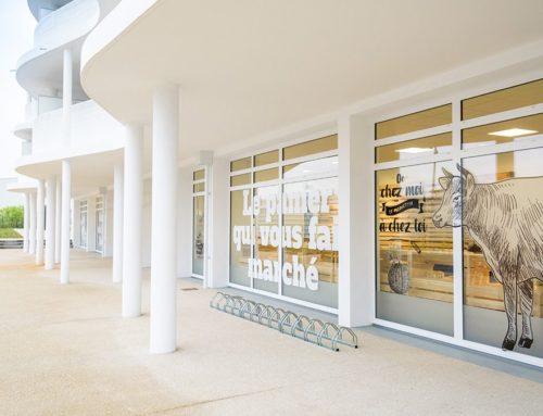 Nouveau magasin quartier Renaissance !