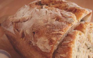 Pain bio moulé farine de blé