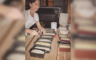 Panification et faconnage du pain